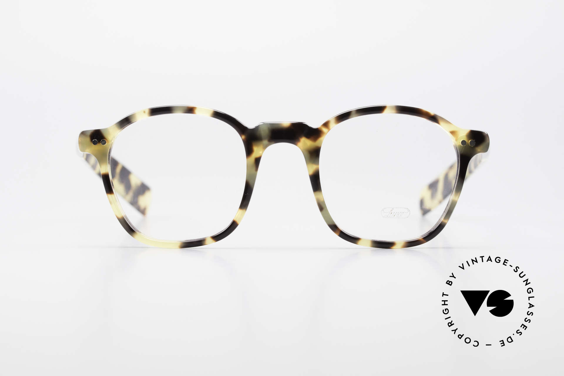 Lunor A51 Johnny Depp James Dean Specs, similar to the old 'Tart Optical Arnel' frames of the 50/60s, Made for Men