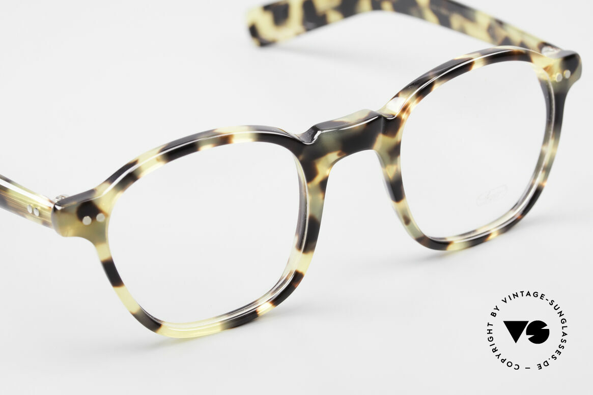 Lunor A51 Johnny Depp James Dean Specs, unworn (like all our legendary Lunor frames & sunglasses), Made for Men