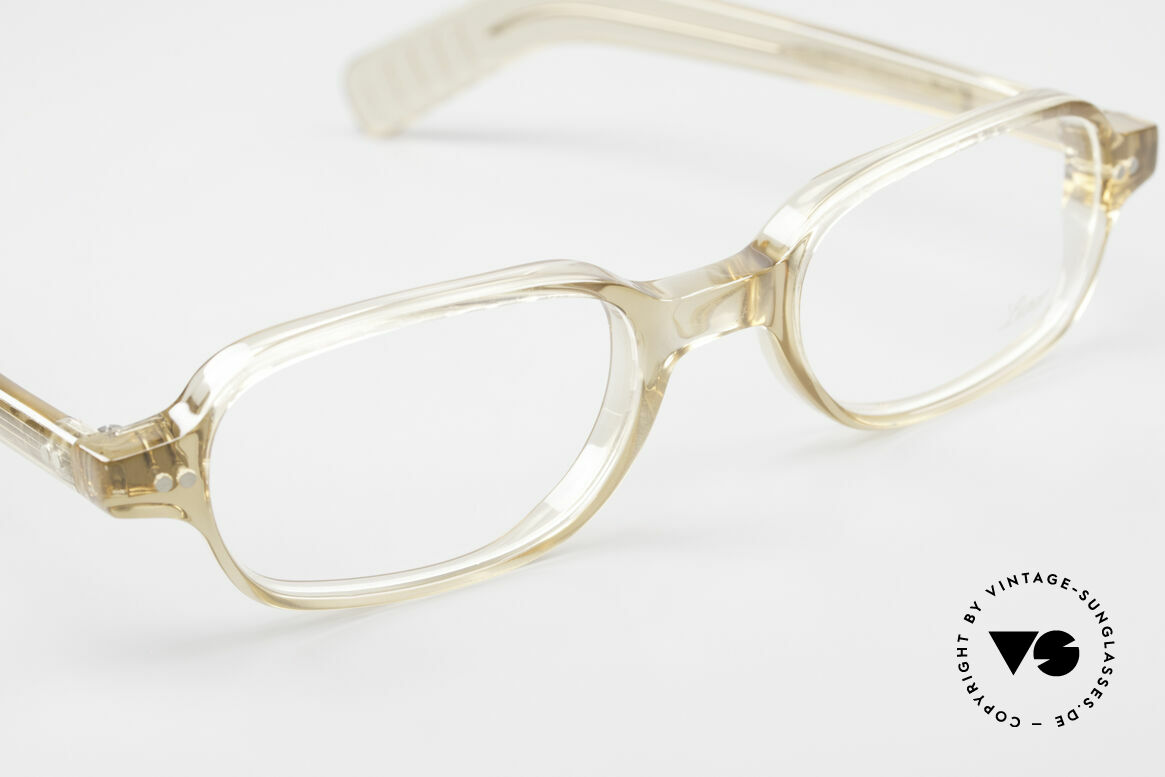 Lunor A56 Classic Lunor Acetate Glasses, unworn (like all our vintage Lunor frames & sunglasses), Made for Men and Women