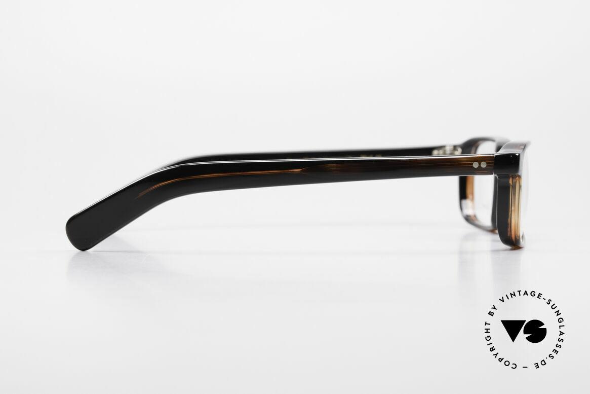 Lunor A55 Square Lunor Glasses Acetate, Size: medium, Made for Men and Women