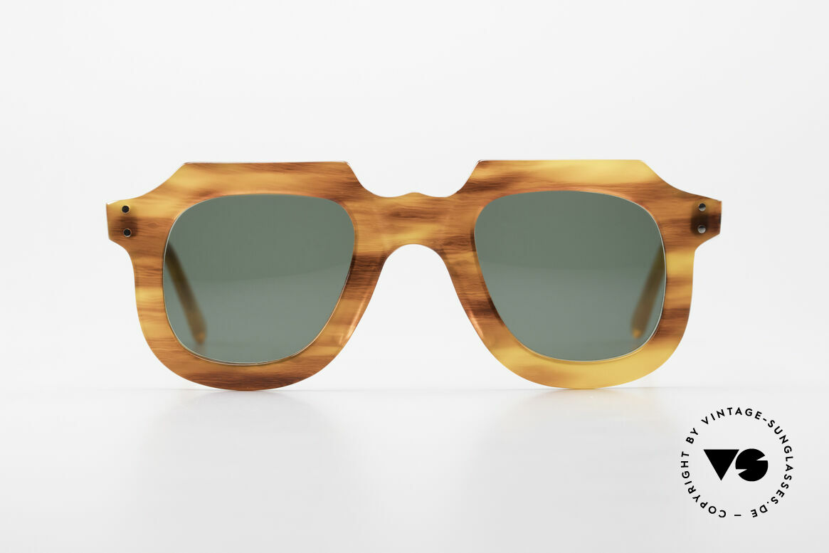 Lesca Classic 4mm 50 Years Old Sunglasses, very massive frame (4mm thick profil); built to last!, Made for Men