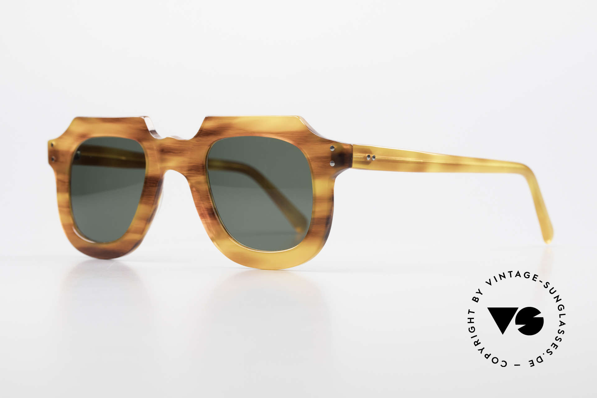 Lesca Classic 4mm 50 Years Old Sunglasses, made in France; WITHOUT any MARKS or inscriptions, Made for Men
