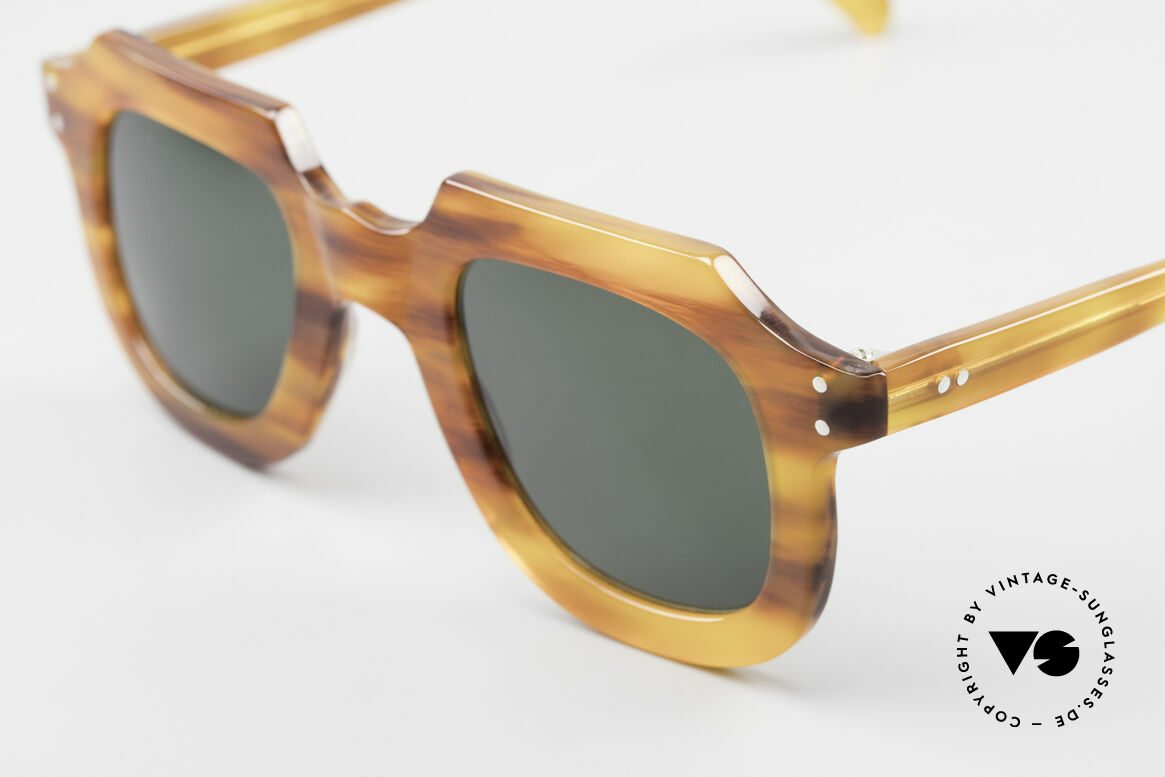 Lesca Classic 4mm 50 Years Old Sunglasses, it's a model for real VINTAGE experts / connoisseurs, Made for Men