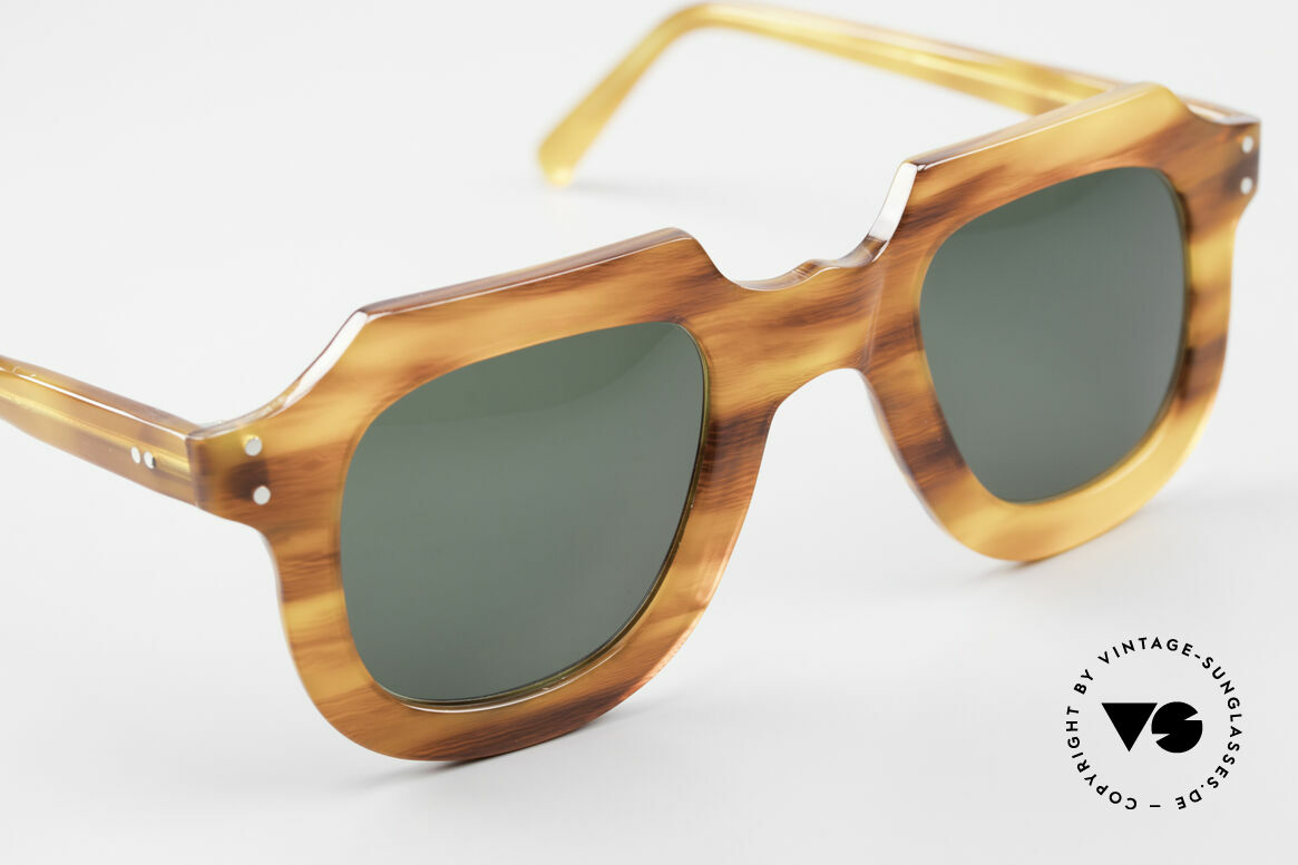 Lesca Classic 4mm 50 Years Old Sunglasses, an UNWORN 50 years old original, NO RETRO FRAME, Made for Men