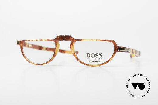 BOSS 5103 90's Folding Reading Glasses Details