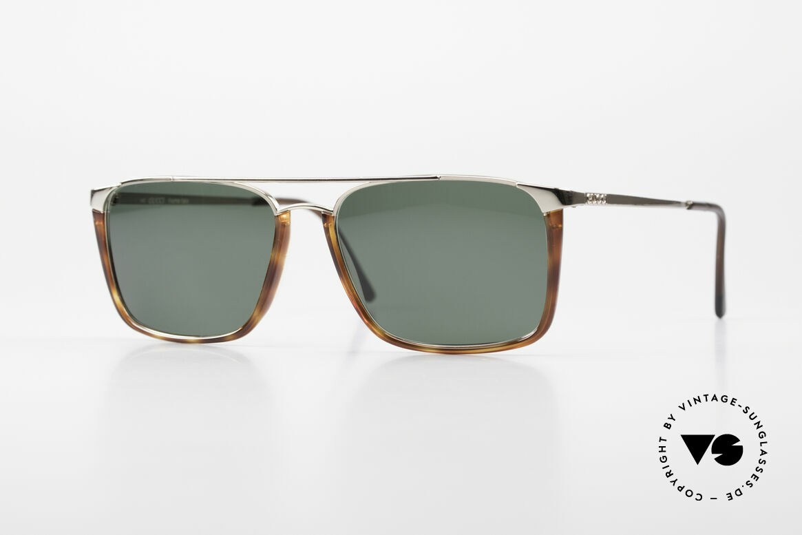 Gucci 1307 Rare 90's Designer Sunglasses, vintage GUCCI luxury sunglasses from Italy, Made for Men and Women