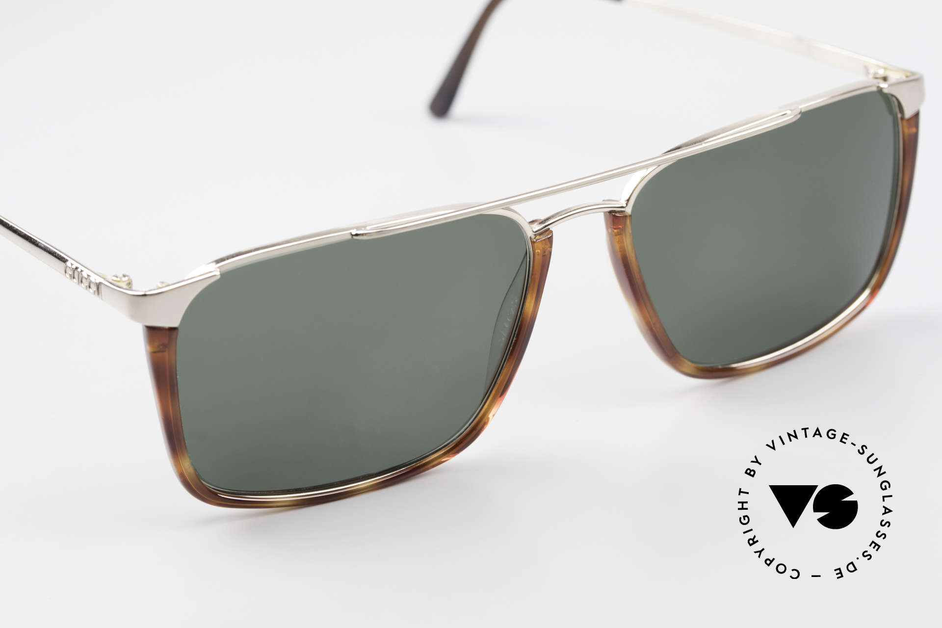 Gucci 1307 Rare 90's Designer Sunglasses, never worn (like all our vintage Gucci specs), Made for Men and Women