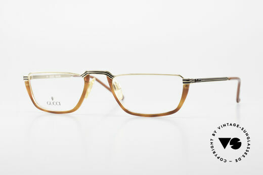 Gucci 1306 Designer Reading Eyeglasses Details
