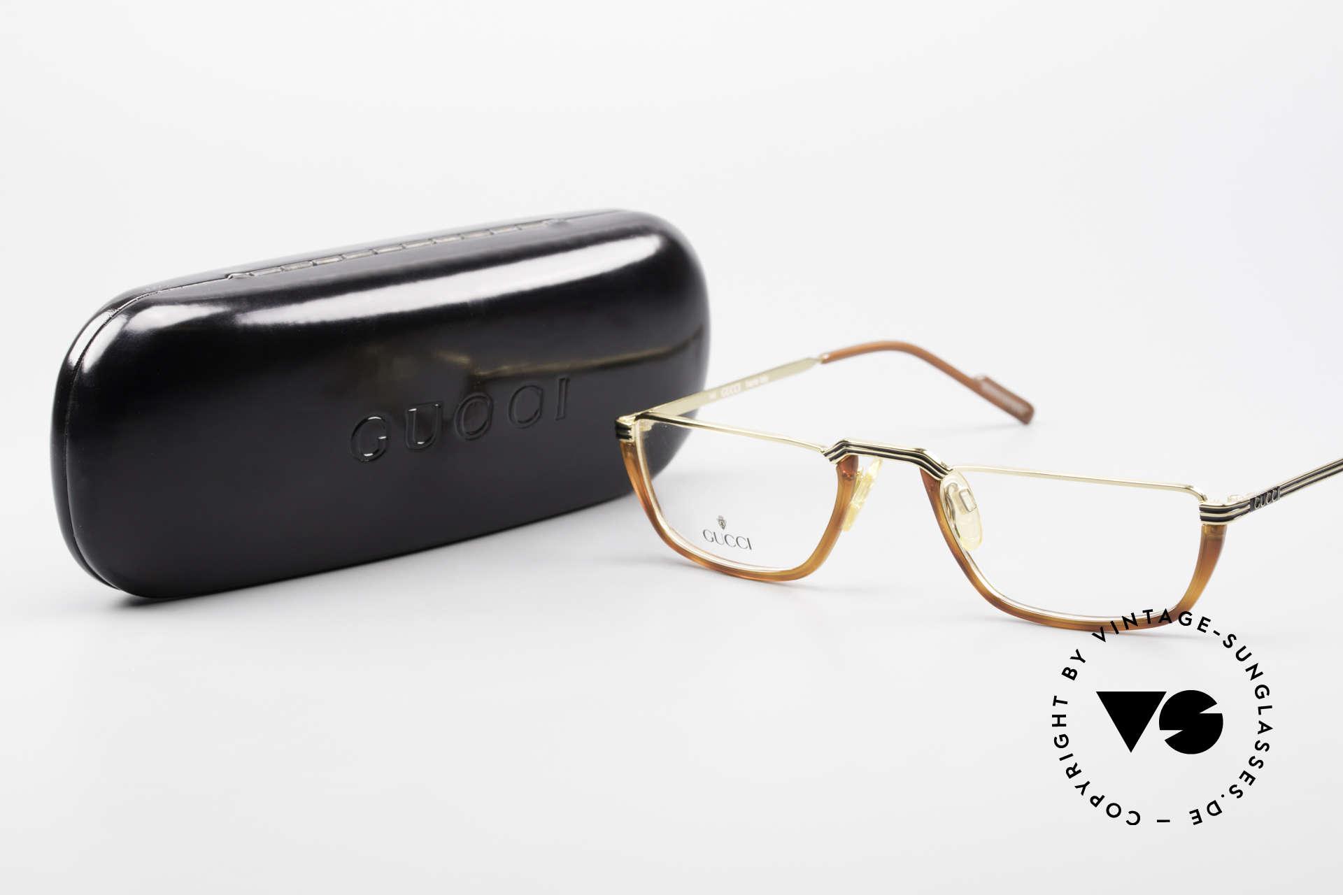 Gucci 1306 Designer Reading Eyeglasses, Size: medium, Made for Men