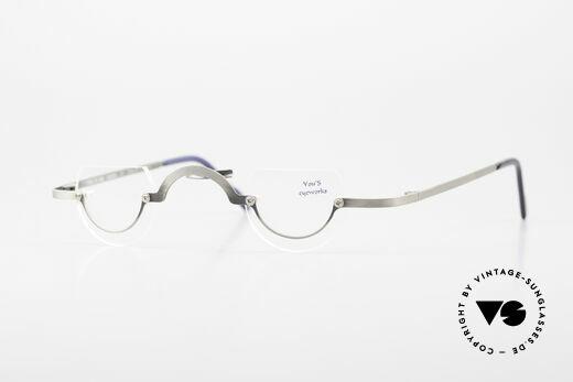You's Eyeworks 41 Crazy Vintage Reading Glasses Details