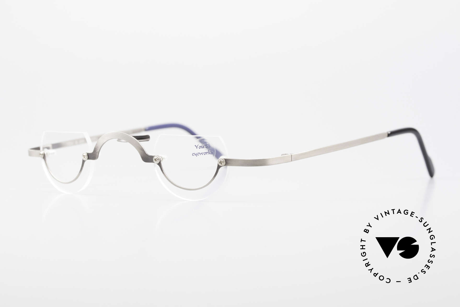 You's Eyeworks 41 Crazy Vintage Reading Glasses, unworn rarity (like all our crazy vintage glasses), Made for Men and Women
