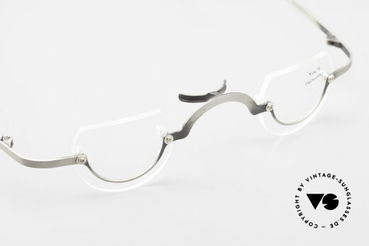 You's Eyeworks 41 Crazy Vintage Reading Glasses, demo lenses should be replaced with prescriptions, Made for Men and Women