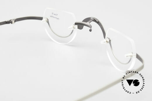 You's Eyeworks 41 Crazy Vintage Reading Glasses, Size: small, Made for Men and Women