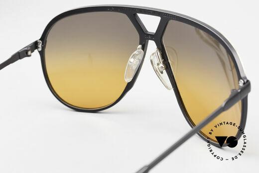 Alpina M1 80's XL Aviator Sunglasses, NO RETRO EYEWEAR, but a 35 years old RARITY!, Made for Men
