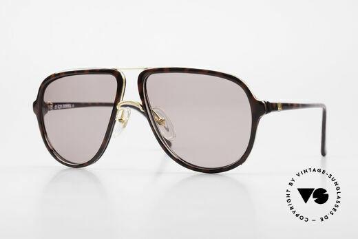 Dunhill 6058 True Vintage Men's Sunglasses Details