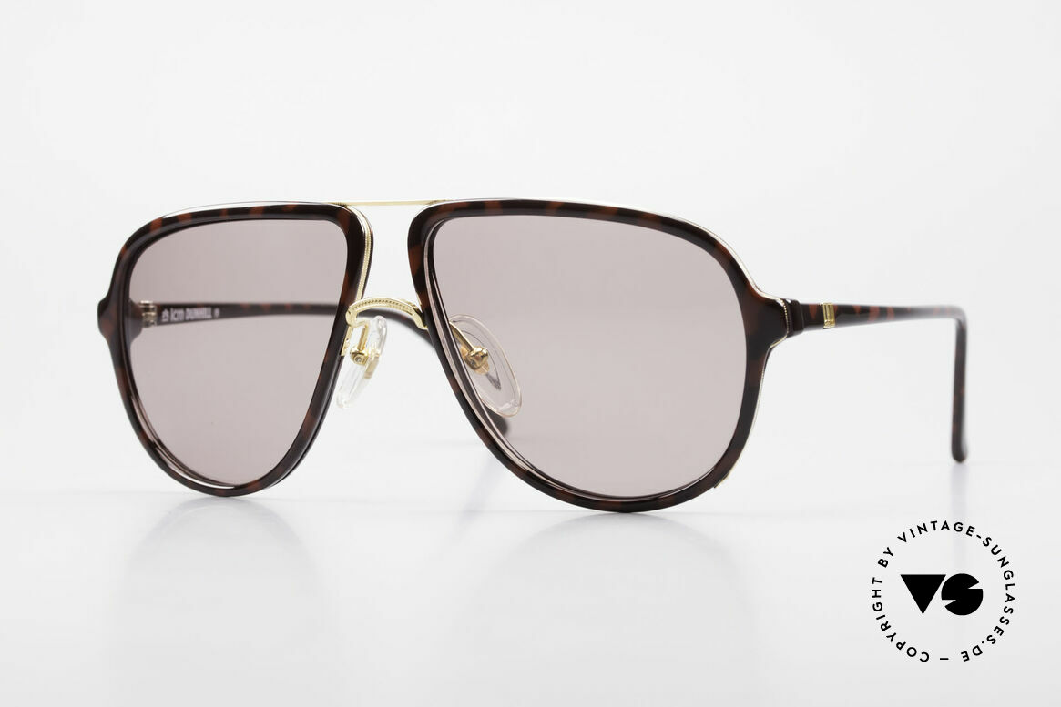 Dunhill 6058 True Vintage Men's Sunglasses, striking Alfred Dunhill designer sunglasses from 1986, Made for Men