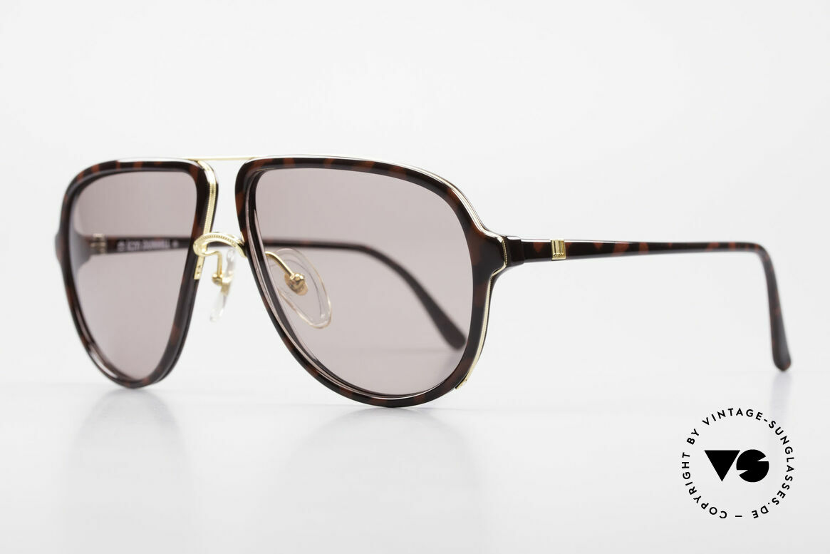 Dunhill 6058 True Vintage Men's Sunglasses, valuable Optyl-material for a timeless quality; durable!, Made for Men