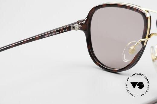 Dunhill 6058 True Vintage Men's Sunglasses, NO RETRO sunglasses, but a precious 1980's ORIGINAL, Made for Men