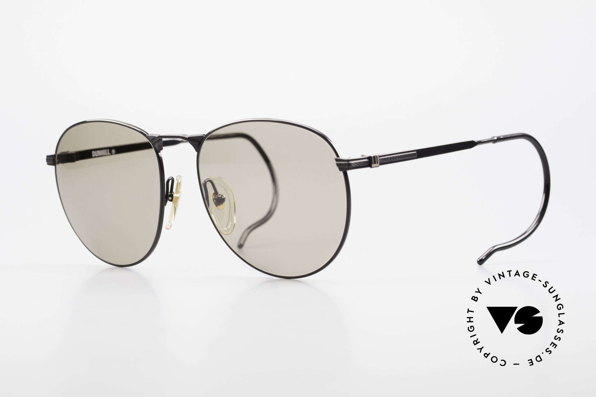 Dunhill 6044 80's Panto Style Sunglasses, extremely noble A. DUNHILL sunglasses for men, Made for Men