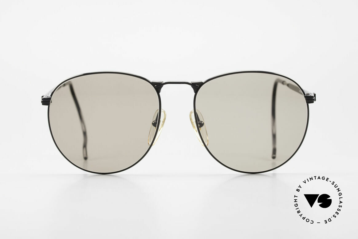 Dunhill 6044 80's Panto Style Sunglasses, timeless, stylish Panto sunglass design from 1987, Made for Men