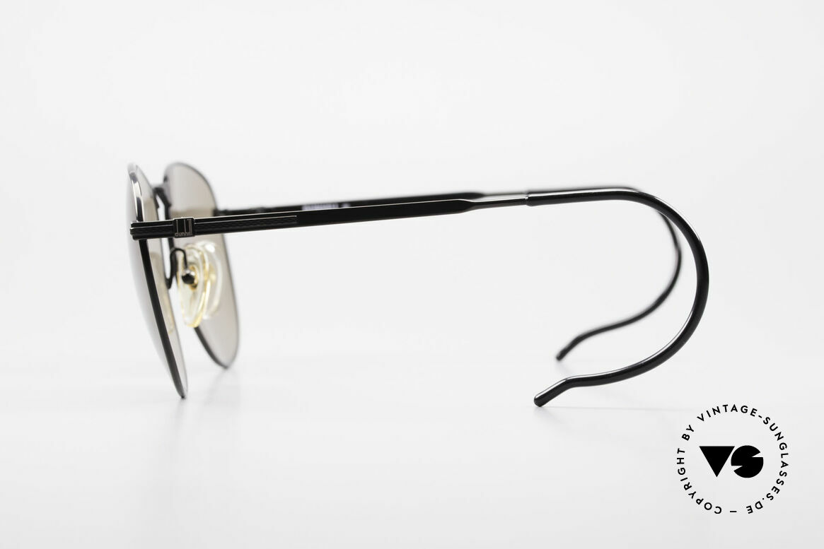 Dunhill 6044 80's Panto Style Sunglasses, never worn (like all our rare vintage 80's Dunhill), Made for Men