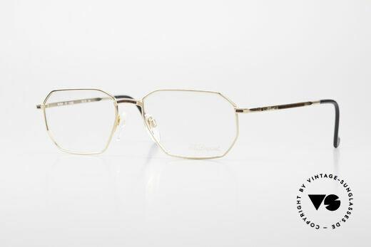 S.T. Dupont D050 90's Luxury Eyeglasses 23KT Details