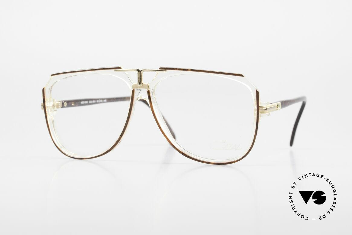 Cazal 636 Old 80's West Germany Cazal, vintage Cazal eyeglasses from app. 1986, Made for Men