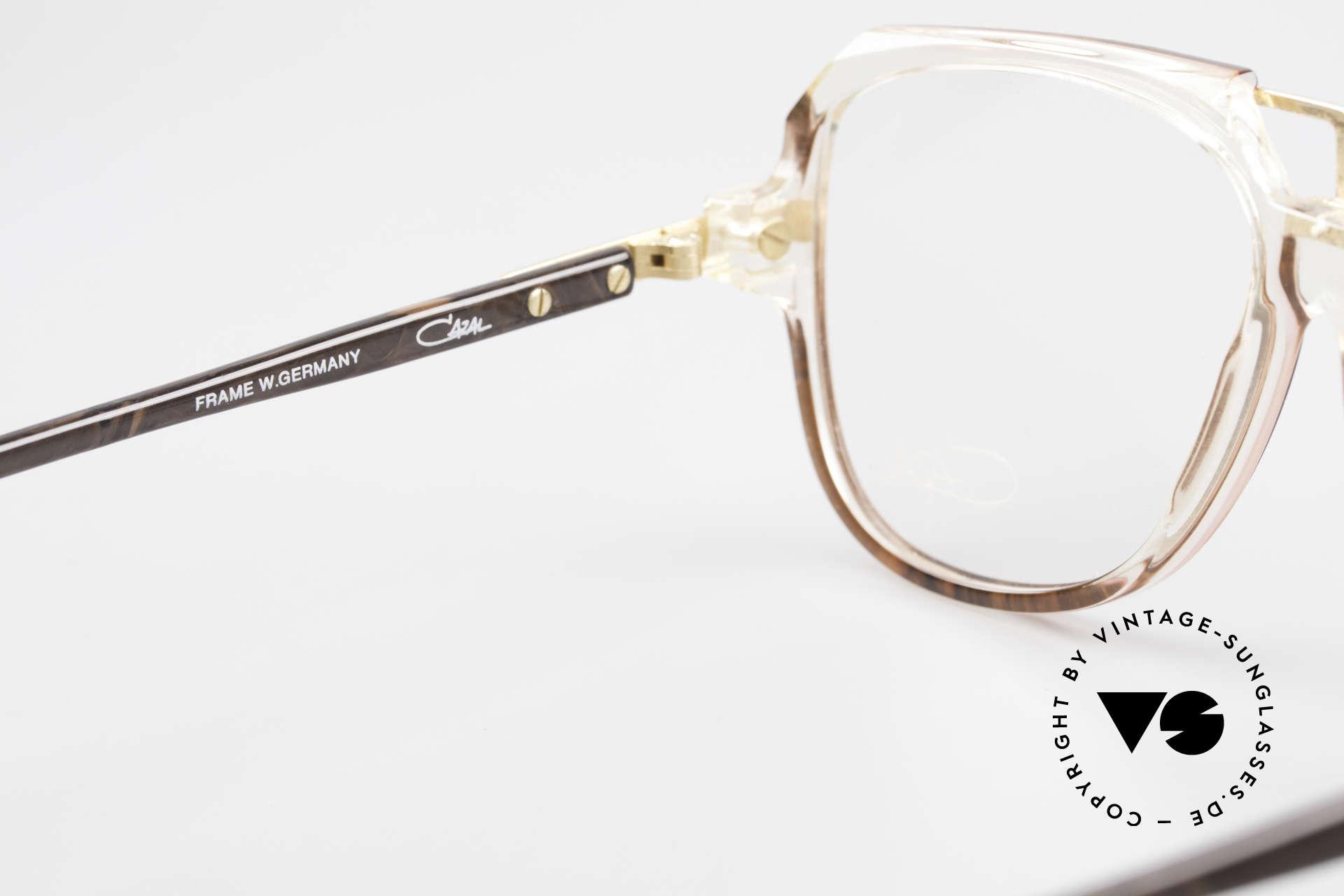 Cazal 636 Old 80's West Germany Cazal, NO RETRO eyewear, but a rare ORIGINAL!, Made for Men