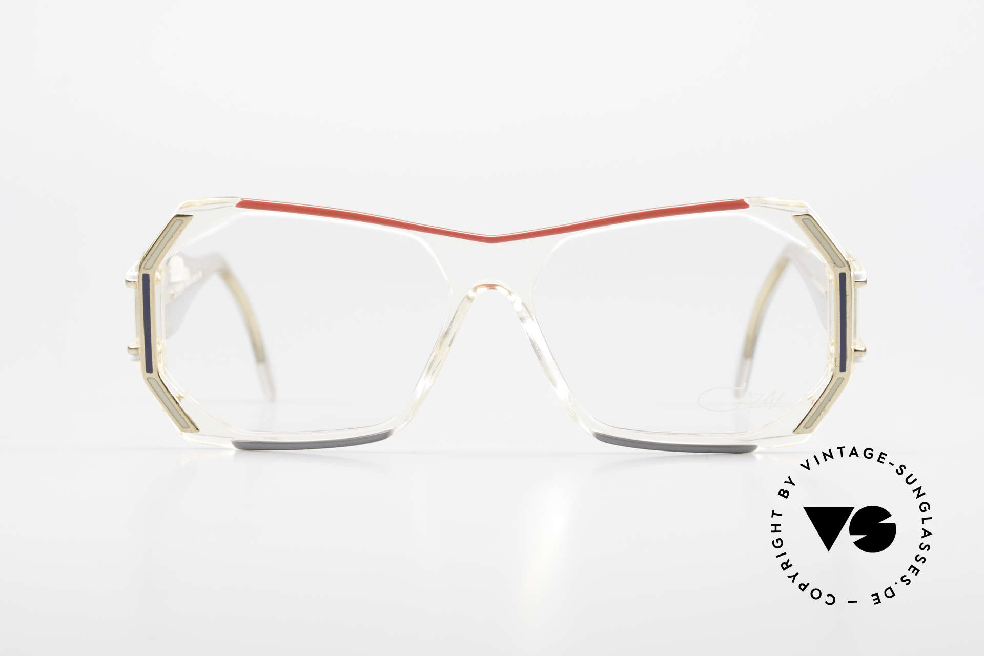 Cazal 182 80's HipHop Old School Frame, at that time, inherent part of the US Hip-Hop scene, Made for Men and Women