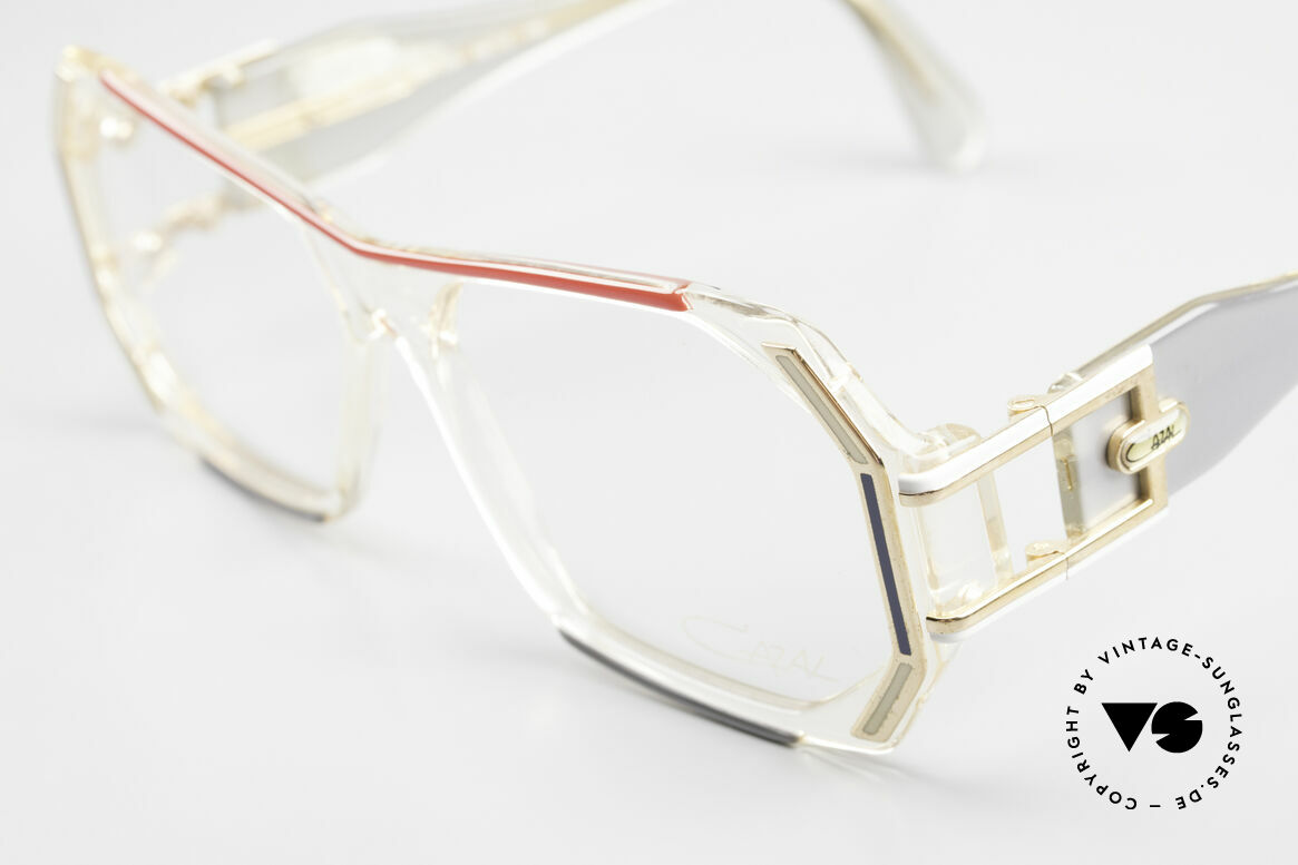 Cazal 182 80's HipHop Old School Frame, new old stock (like all our rare vintage 1980's Cazals), Made for Men and Women