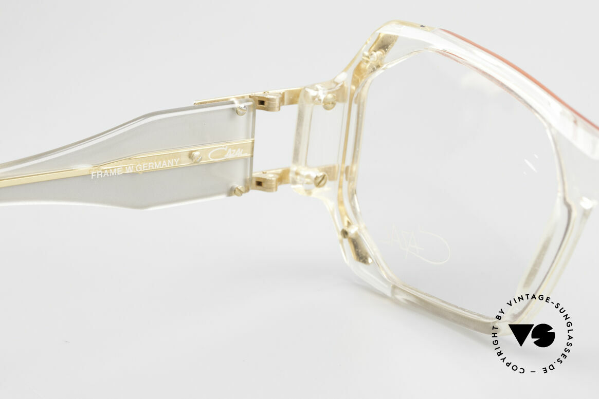 Cazal 182 80's HipHop Old School Frame, Size: medium, Made for Men and Women