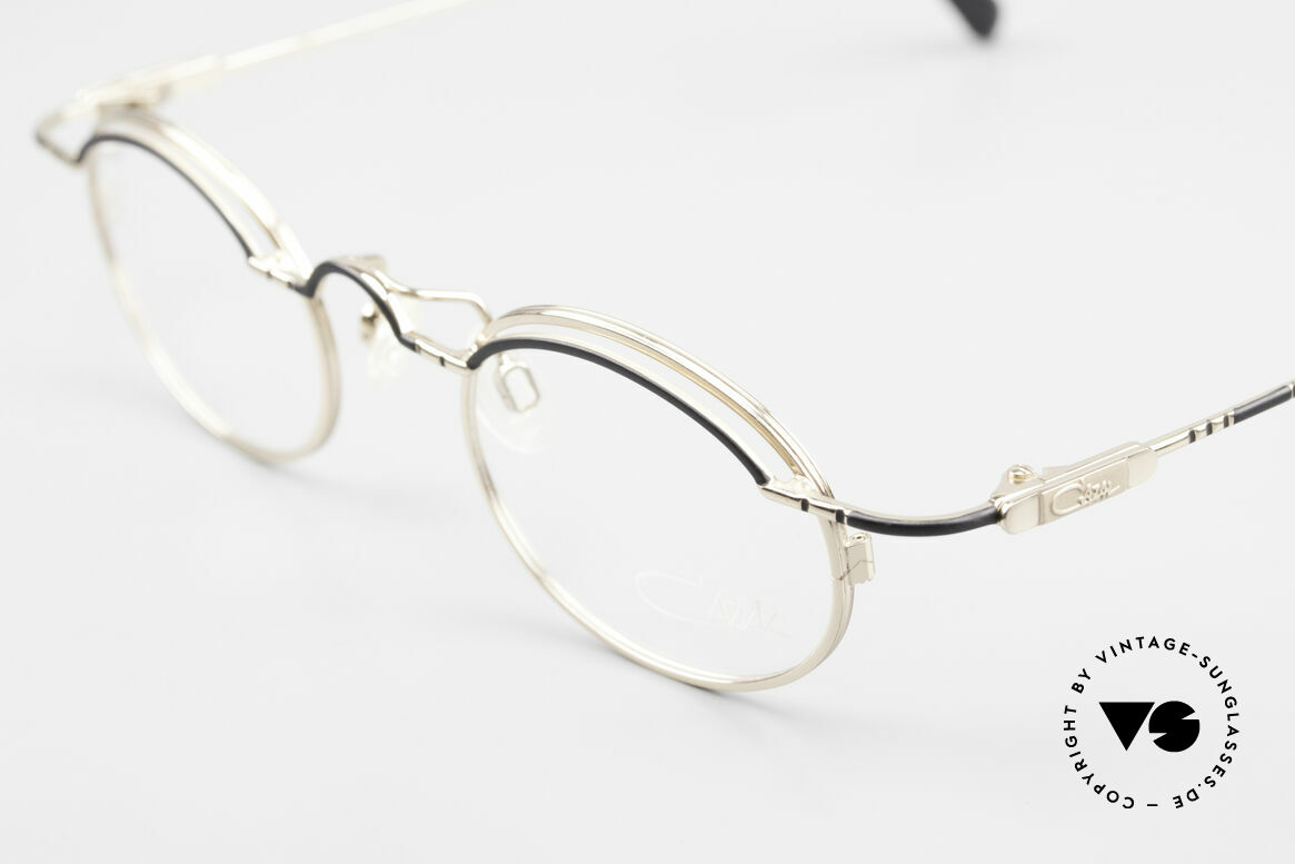 Cazal 775 Rare Oval 1990's Eyeglasses, new old stock (like all our rare vintage Cazal specs), Made for Men and Women
