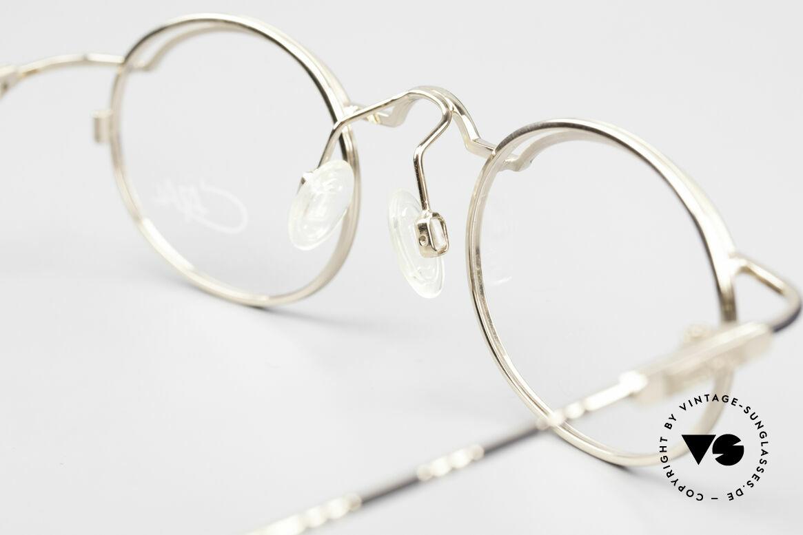 Cazal 775 Rare Oval 1990's Eyeglasses, Size: medium, Made for Men and Women
