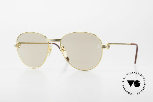 Cartier S Brillants 0,20 ct 1980's Diamond Sunglasses Details