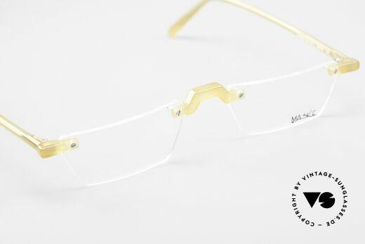 Design Maske Berlin Alpha 8 Artful 90s Reading Eyeglasses, DEMO lenses should be replaced with prescriptions, Made for Men and Women