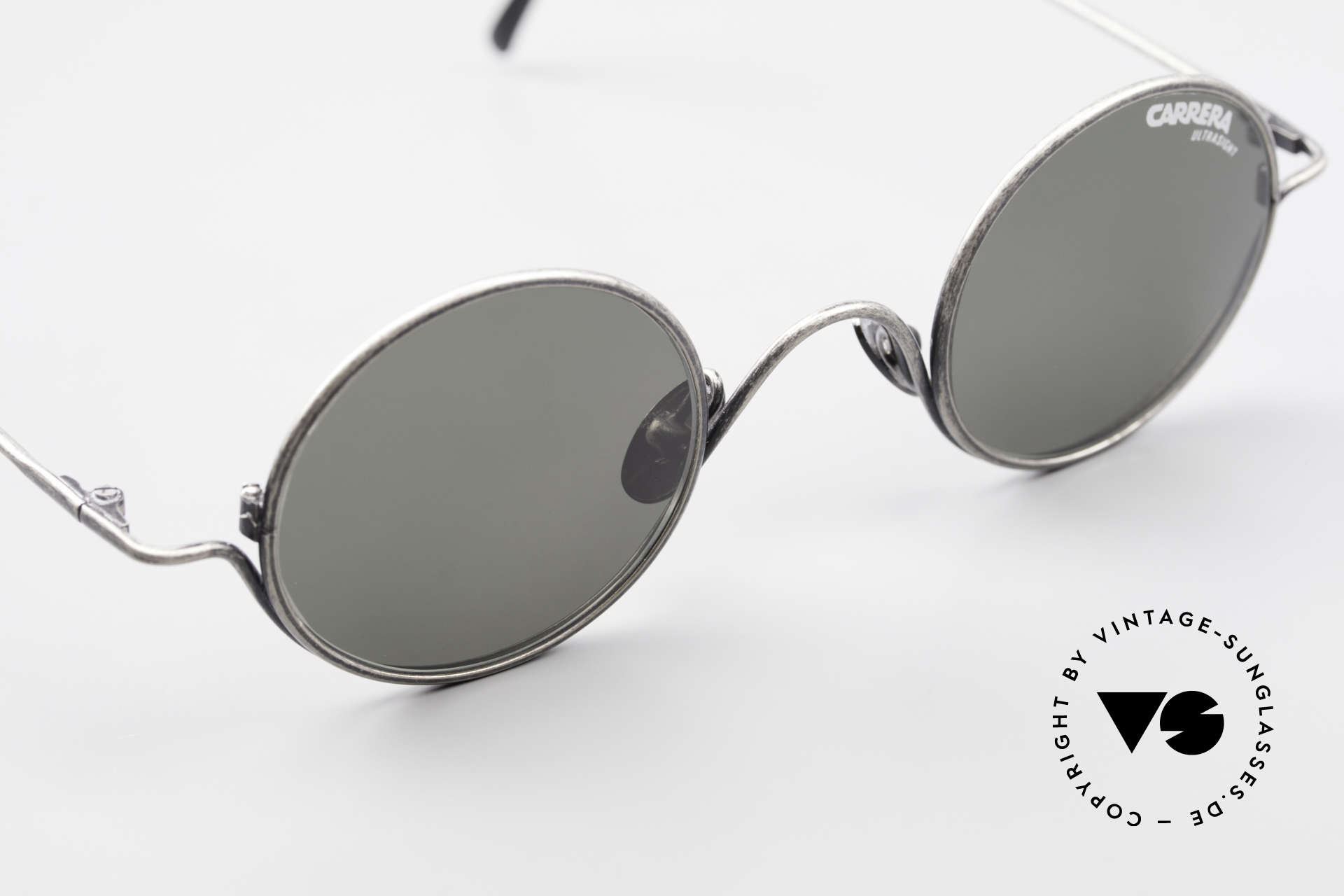 Carrera 5790 Small Round Vintage Glasses, new old stock (like all our classic Carrera sunglasses), Made for Men and Women