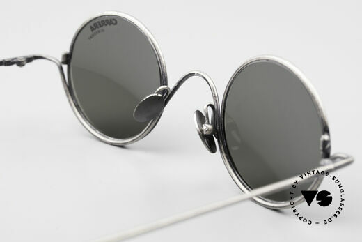 Carrera 5790 Small Round Vintage Glasses, NO RETRO SUNGLASSES; but a 25 years old ORIGINAL, Made for Men and Women