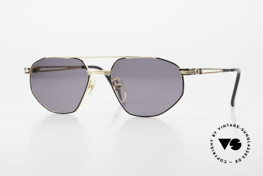 Roman Rothschild R1061 Gold Plated Shades Luxury Details