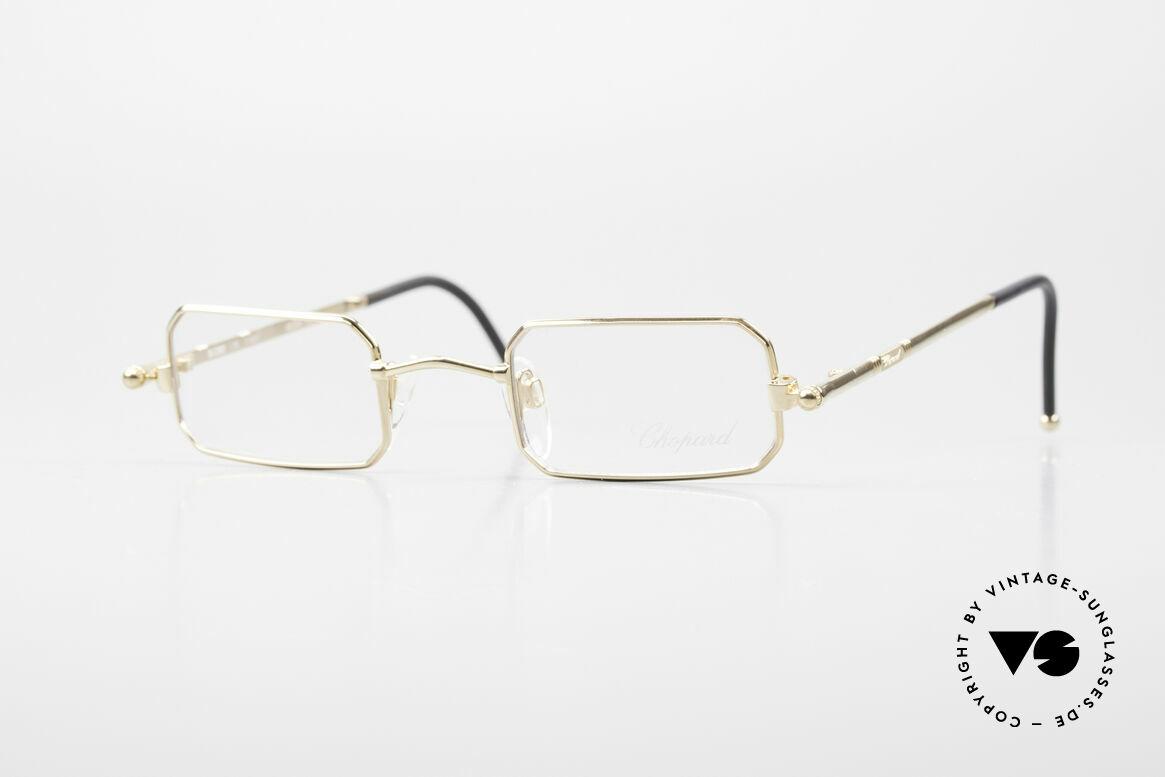 Chopard C002 Octagonal Luxury Eyeglasses, vertu: amazing luxury eyeglasses by CHOPARD =, Made for Men and Women