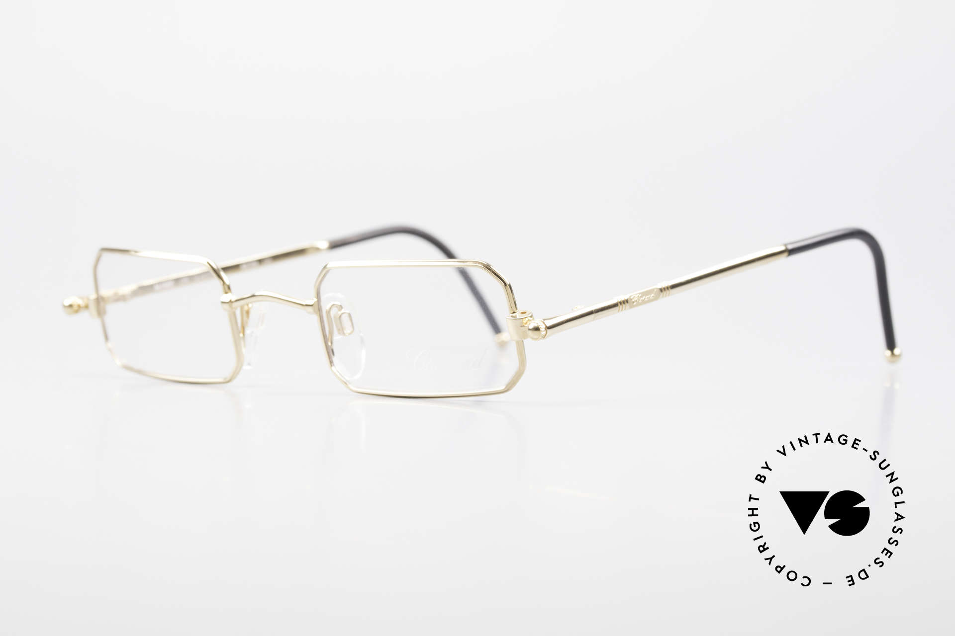 Chopard C002 Octagonal Luxury Eyeglasses, fantastic combination of elegance, style & quality, Made for Men and Women