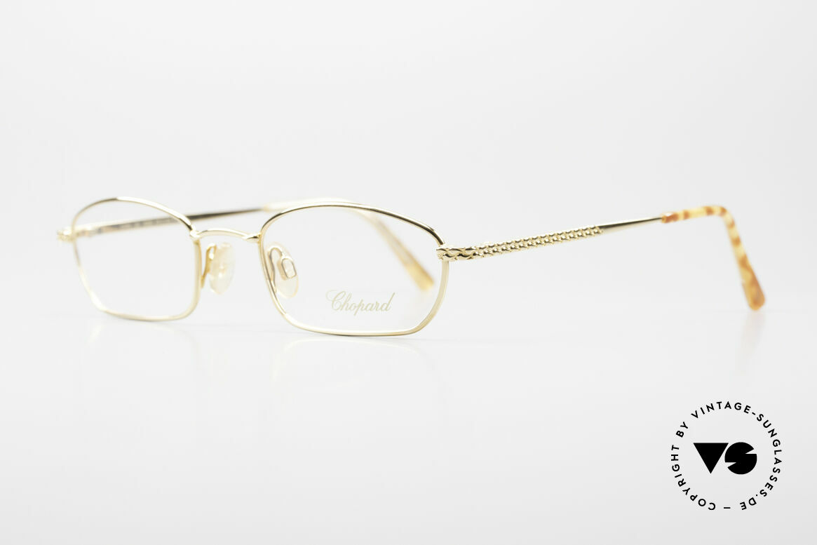 Chopard C052 Ladies Luxury Glasses 2000's, fantastic combination of elegance, style & quality, Made for Women