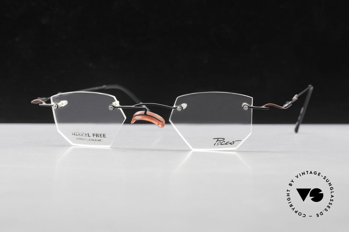 Locco Profile Crazy Vintage Eyeglasses 90's, never worn vintage rarity for cheerfulness & mirth, Made for Men and Women