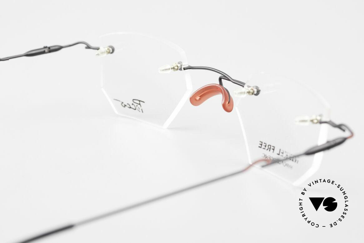 Locco Profile Crazy Vintage Eyeglasses 90's, Size: medium, Made for Men and Women
