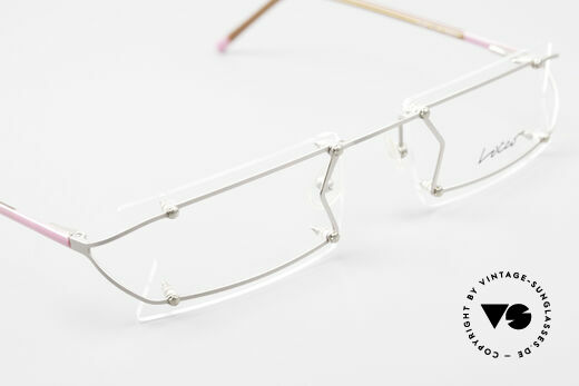 Locco Pinot Crazy Designer Eyeglasses 90's, demo lenses should be replaced with prescriptions, Made for Men and Women