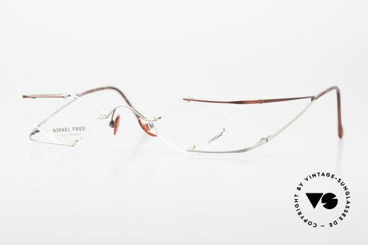 Locco Stars A Extraordinary 90's Eyeglasses Details