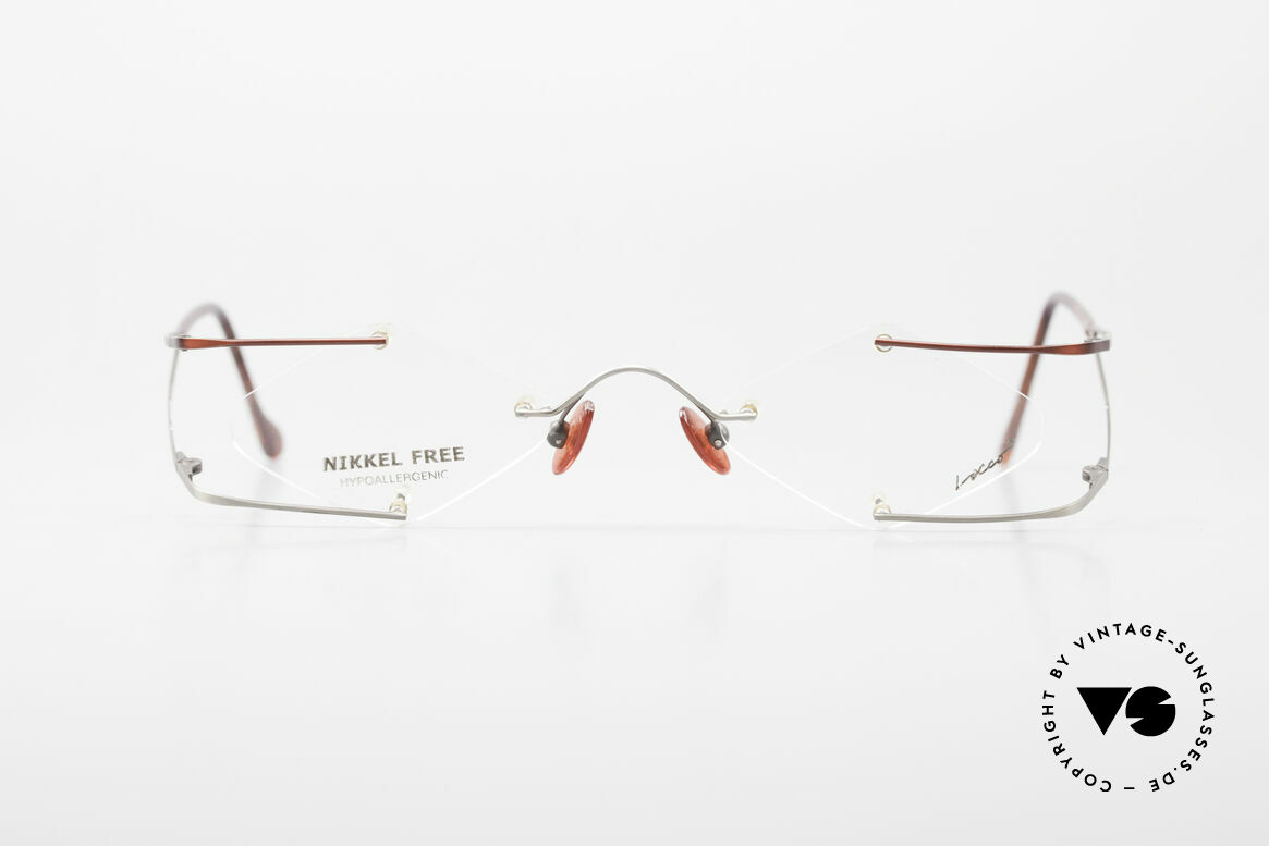 """Locco Stars A Extraordinary 90's Eyeglasses, the slogan:""""Funtastic Eyewear for Funtastic People"""", Made for Men and Women"""
