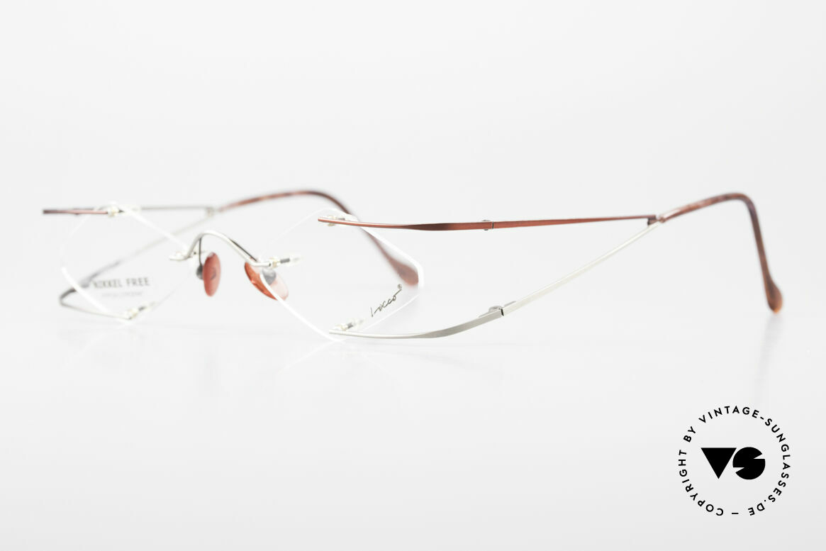 """Locco Stars A Extraordinary 90's Eyeglasses, made for individualists and all """"character heads"""" ;), Made for Men and Women"""