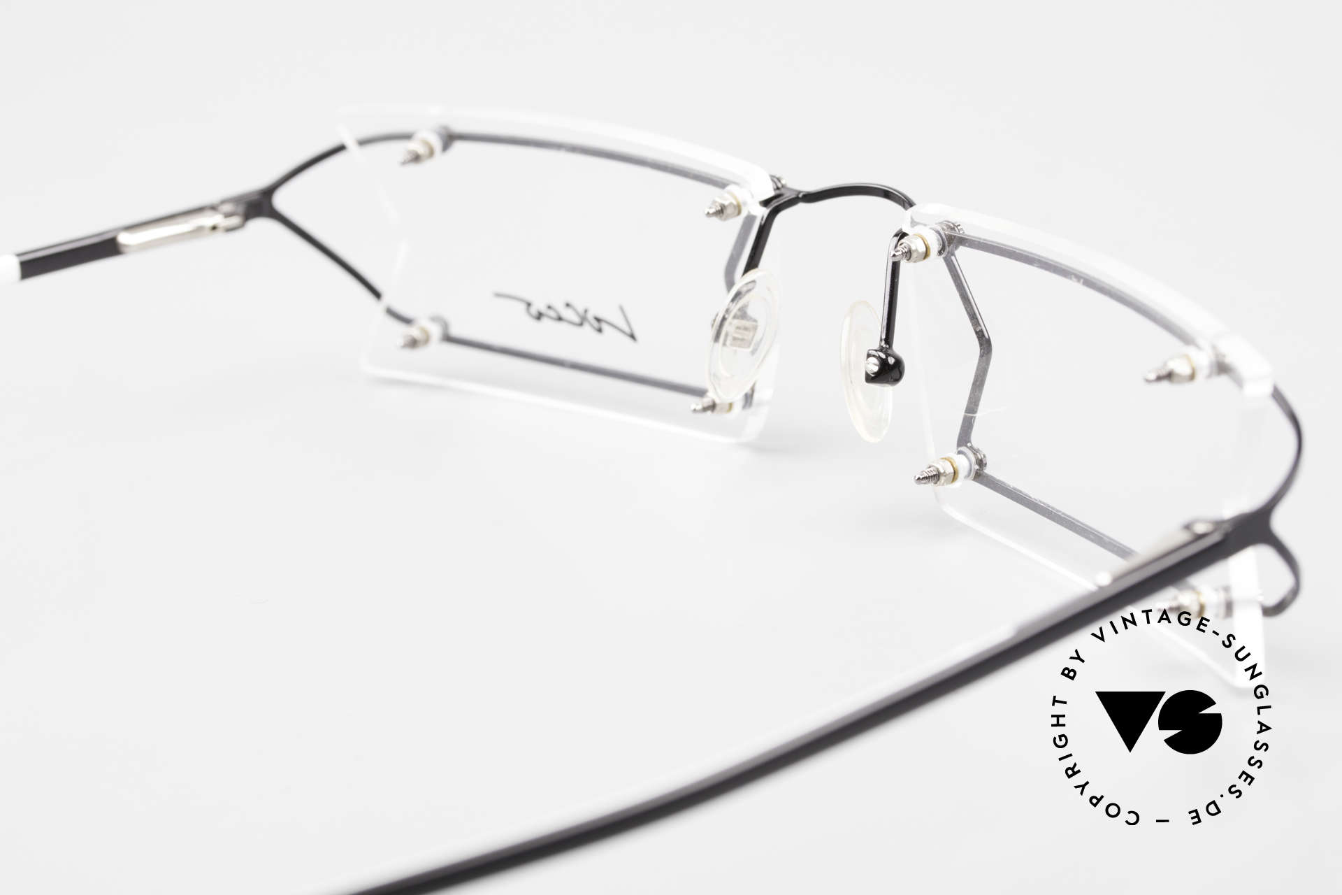 Locco Pinot Crazy 90's Rimless Eyeglasses, Size: medium, Made for Men and Women
