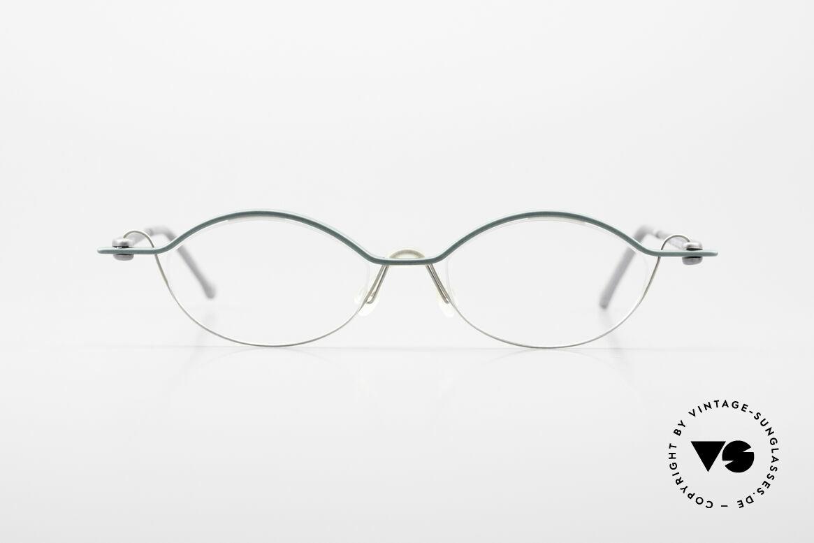 ProDesign No25 Gail Spence Aluminium Frame, true vintage aluminium frame - Gail Spence Design, Made for Men and Women
