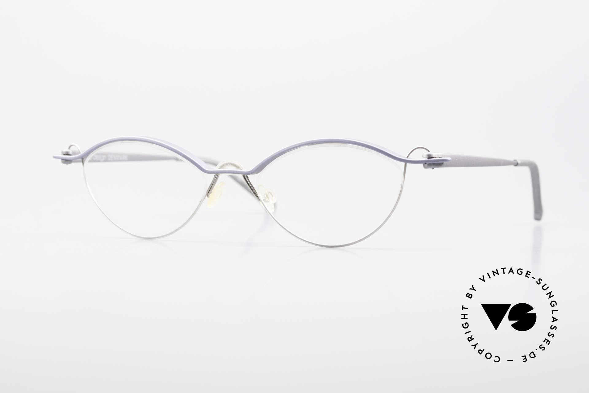 ProDesign No26 Aluminium Gail Spence Frame, Pro Design N°TwentySix - Optic Studio Denmark, Made for Men and Women